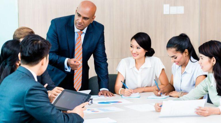 Lima Cara Efektif Membangun Hubungan Dengan Rekan Kerja – IntiPesan.com